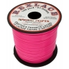 Vinyl Lacing Flat 100yds Hot Pink